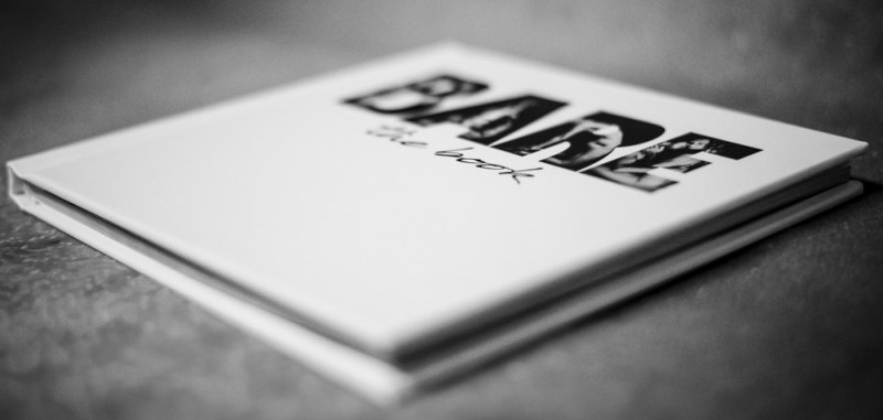 BARE the book - Available Now!