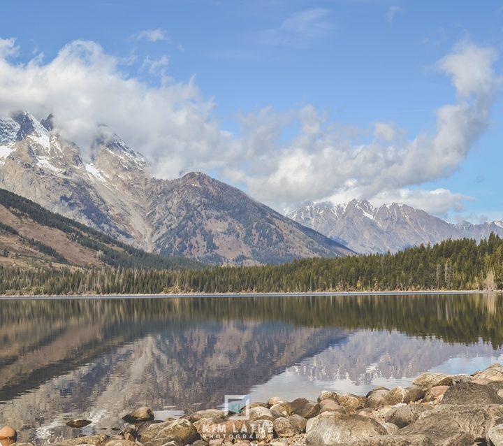 Lake Jenny - Grand Tetons