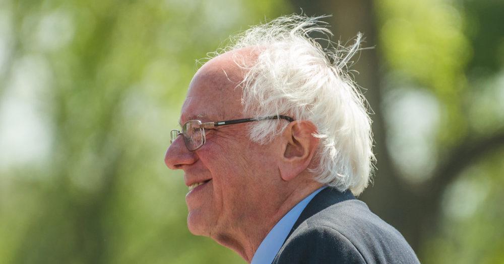 Bernie Sanders Rally - Rapid City SD