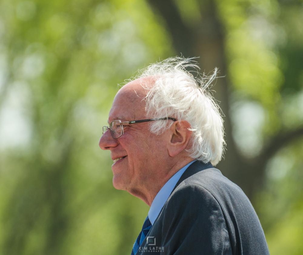 Bernie Comes to SoDak